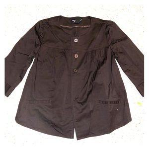 Jackets & Blazers - Brown Maternity Dress Jacket